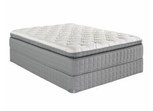 VIII Pillowtop Full Size Mattress With Foundation