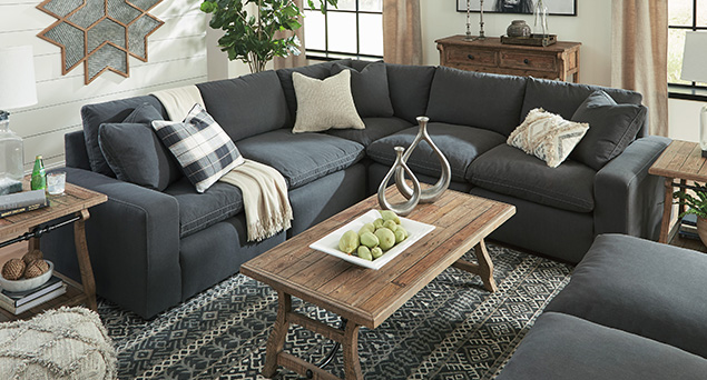 Living Room - Shop Sectionals